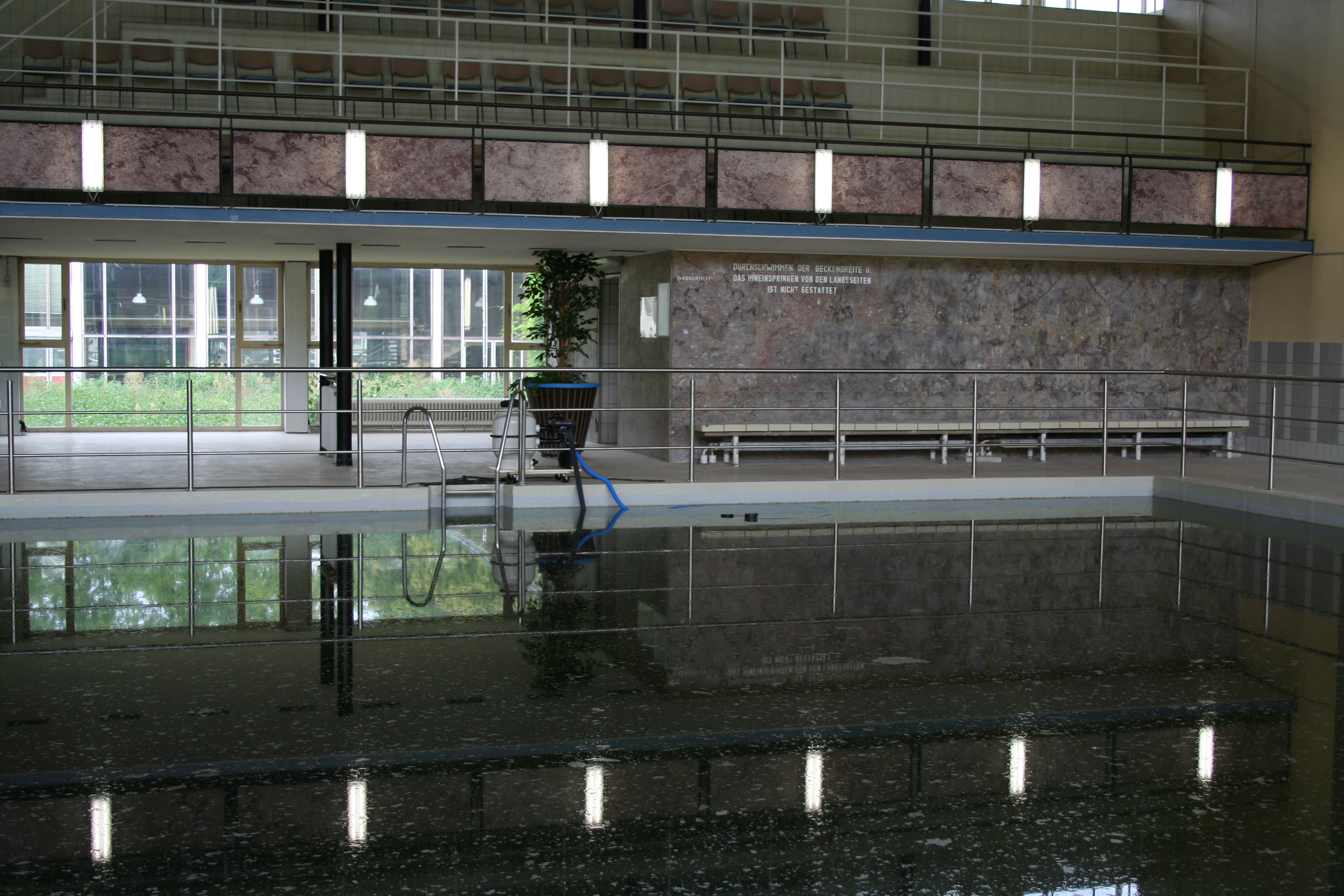 schwimmbad nord as