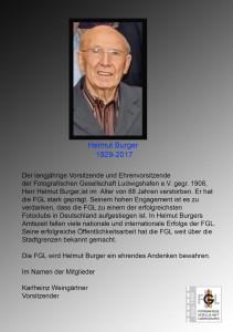Helmut Burger