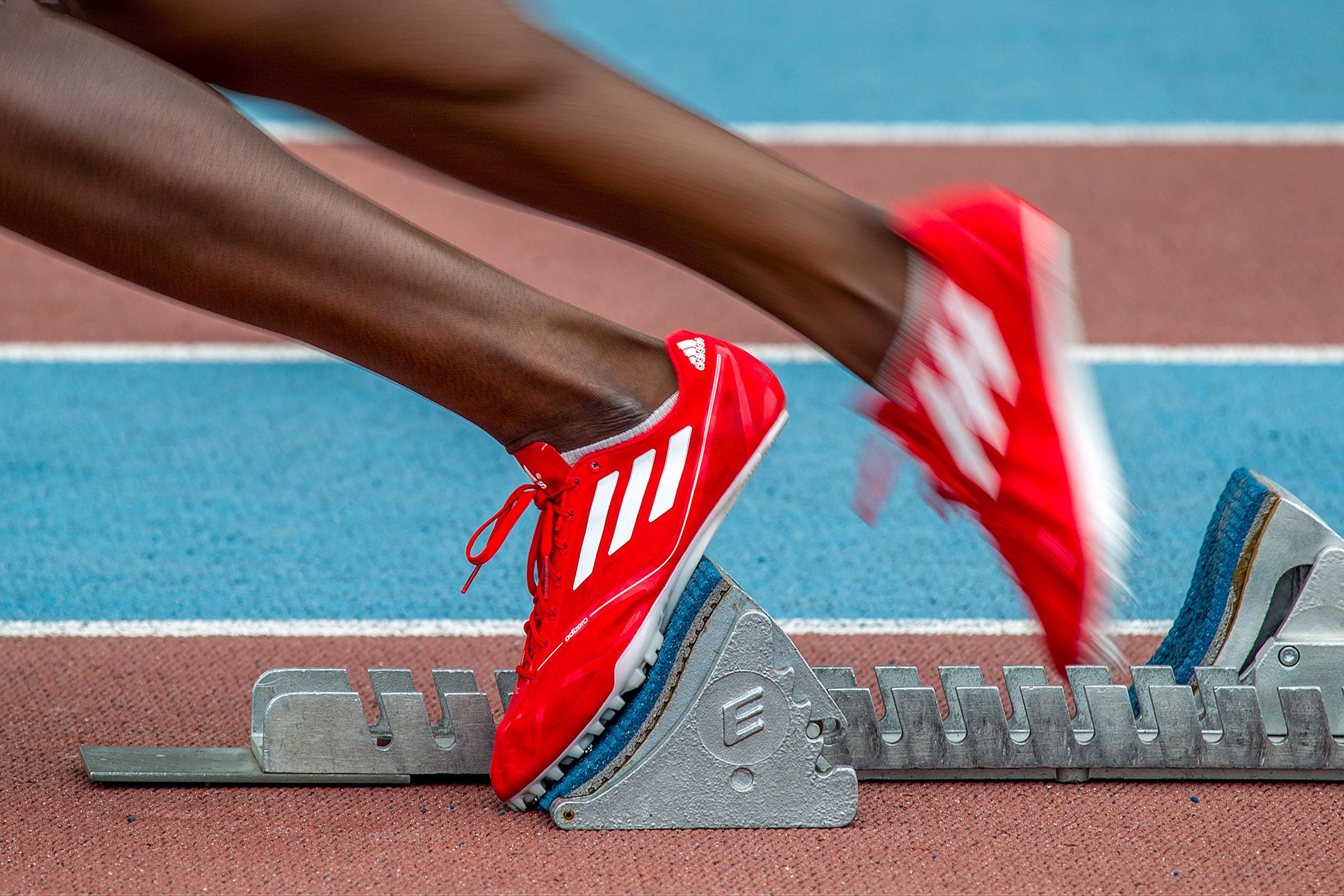 Peter Ramge - Rote Schuhe