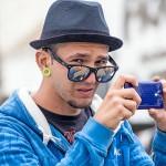 Peter Ramge - Blaues Handy