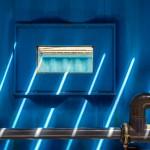Peter Ramge - Blaues Licht