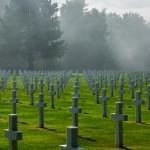 US-Soldatenfriedhof Normandie (2)
