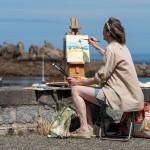 Nicole Ebert - Die Malerin