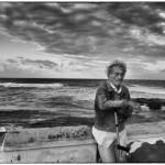 Udo Pagga - Mann am Meer