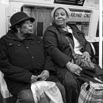 Peter Ramge - In der U-Bahn