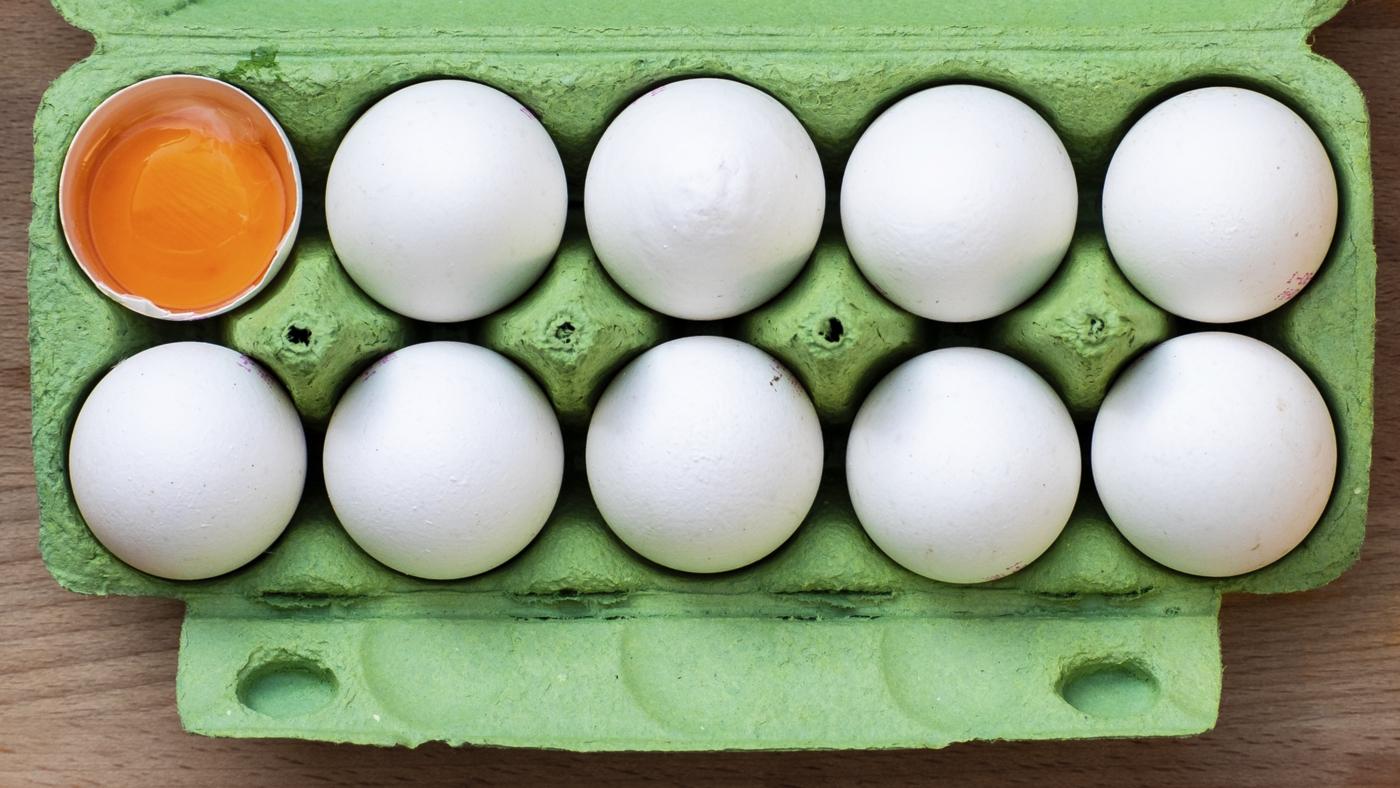Ansgar Hohn - 1:2 Eier