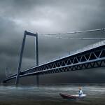Platz 3 - Peter Laux - Brücke